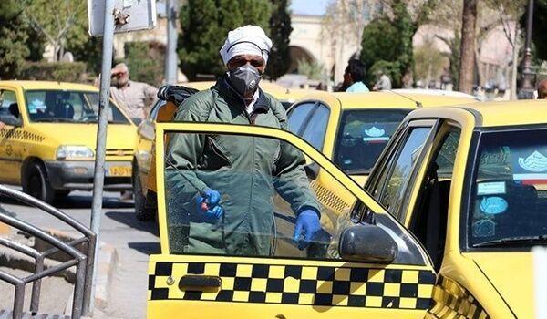 رانندگان تاکسی در فهرست مشمولان دریافت بسته حمایتی