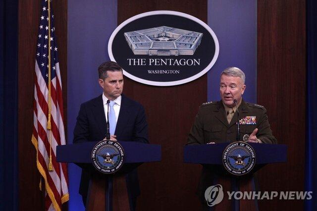 پنتاگون: آمریکا و کره جنوبی برای دفاع در برابر کره شمالی آماده اند