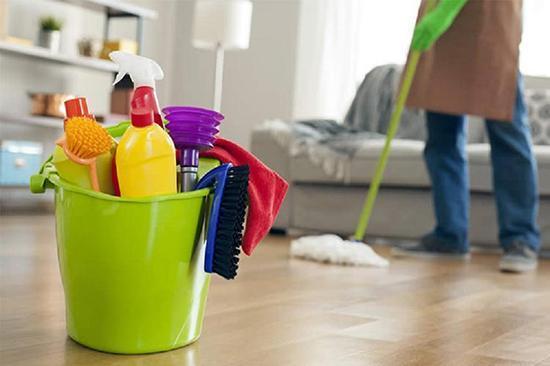 نظافت منزل و قیمت سال 99