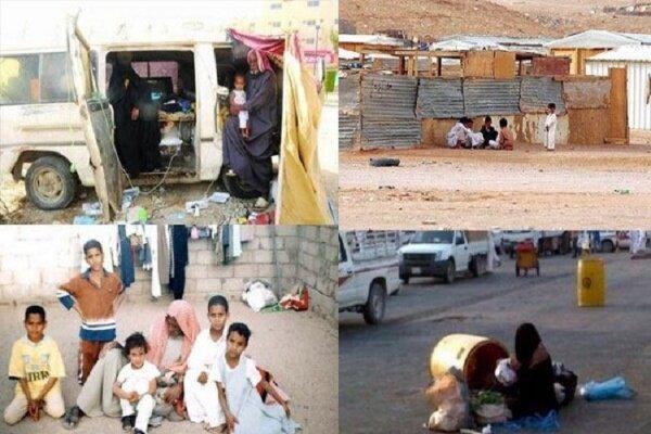 گسترش فقر در سایه خوشگذرانی های شاهزادگان سعودی