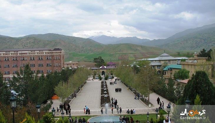 روستای جذاب گره بان با معماری روسی در کرمانشاه
