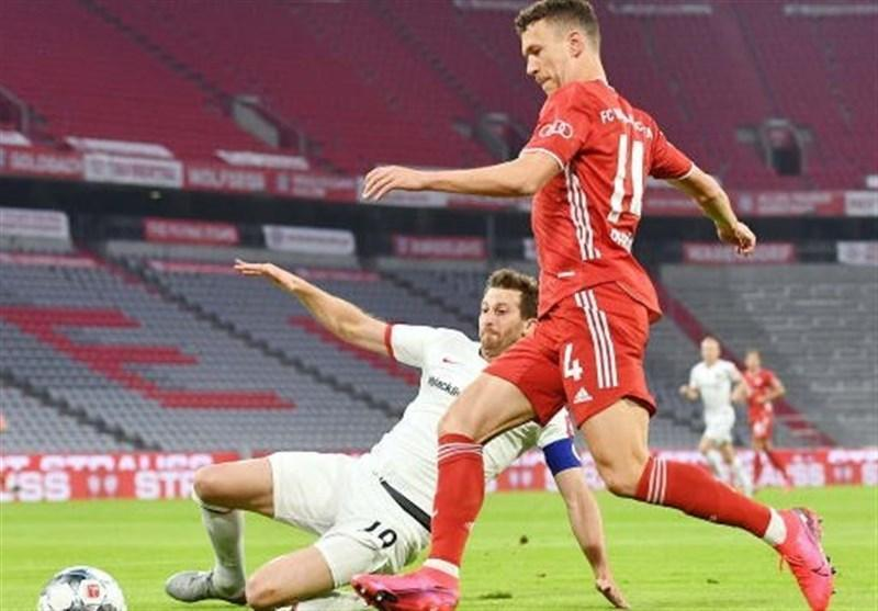 جام حذفی آلمان، بایرن مونیخ رقیب بایرلورکوزن در فینال شد