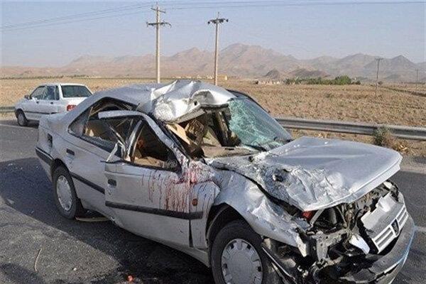 مرگ 72 نفر در حوادث رانندگی استان همدان