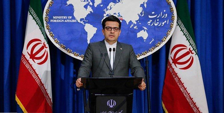 هشدار ایران به آمریکا ، واکنش سخنگوی وزارت خارجه درباره تهاجم به هواپیمای ایرانی