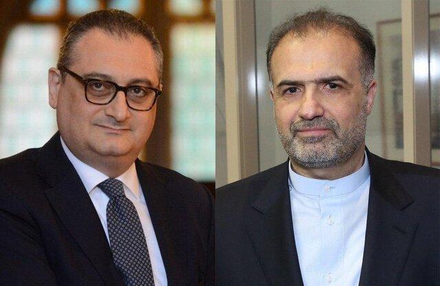 گفت وگوی سفیر ایران با معاون وزیر خارجه روسیه در خصوص حل مشکل تردد اتباع ایرانی به این کشور