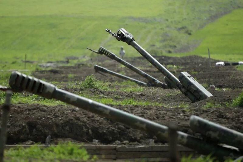 آتش بس موقت جمهوری آذربایجان و ارمنستان