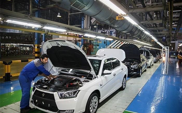 رشد بیش از 23 درصدی تولید انواع خودرو در نیمه نخست امسال