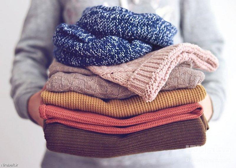 4 راه کار برای از بین بردن پرز لباس