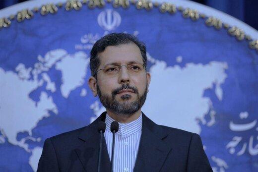 توییت خطیب زاده درباره لغو تحریم های تسلیحاتی و اقتدار دیپلماسی و عزت ایرانی