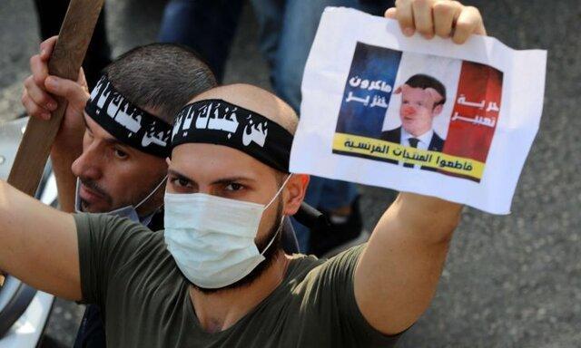 تظاهرات کشورهای اسلامی در محکومیت توهین به پیامبر(ص)