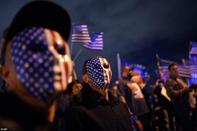 نگرانی رسانه های جهان از حوادث بعد از انتخابات آمریکا
