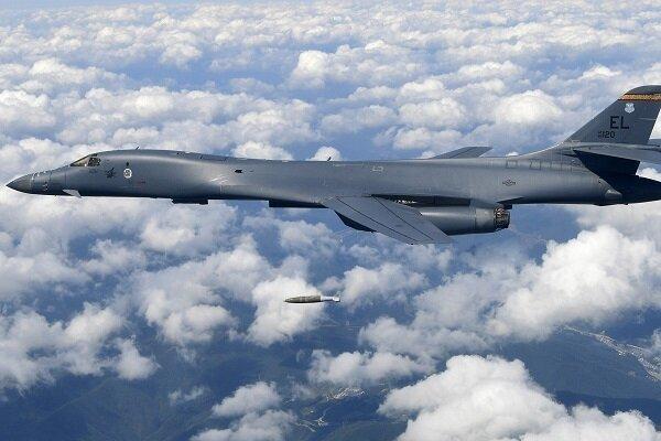 2 بمب افکن آمریکا به منطقه پدافند هوایی چین وارد شدند