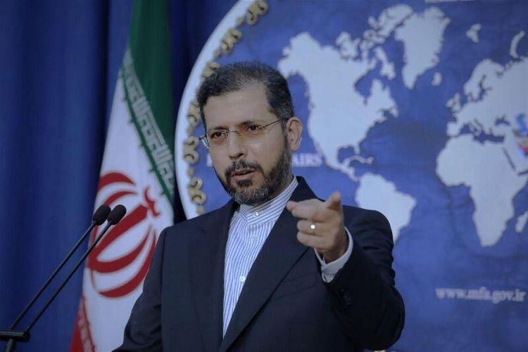 واکنش خطیب زاده به توئیت وزیر خارجه سوئد درباره احمدرضا جلالی