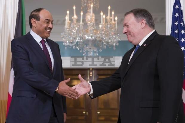 دور چهارم مذاکرات استراتژیک آمریکا و کویت