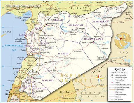 فرستاده آمریکا خواهان تحقق راهکار سیاسی مسالمت آمیز برای نزاع سوریه شد