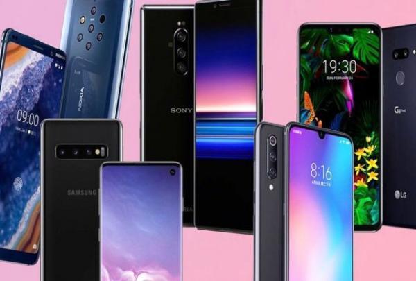 قیمت انواع گوشی موبایل، امروز 29 دی 99