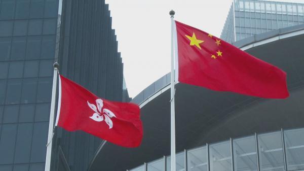 چین: کوشش لندن برای اعطای شهروندی به مردم هنگ کنگ، خلاف است