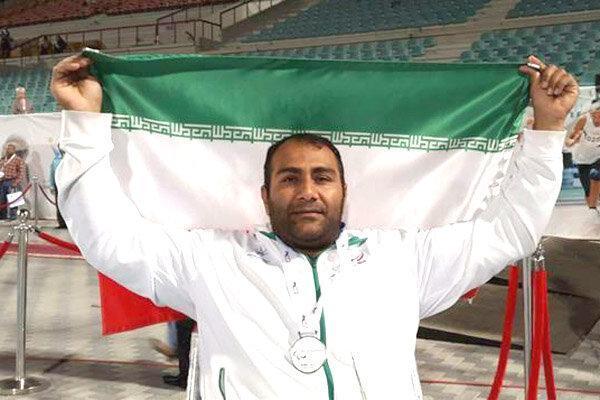 تیم ملی پارادوومیدانی ایران صاحب دو مدال نقره شد