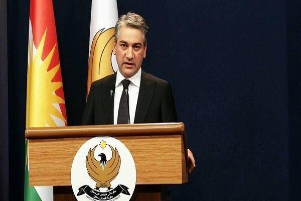 شرح اقلیم کردستان عراق درباره چاپ تمبرهای جنجالی