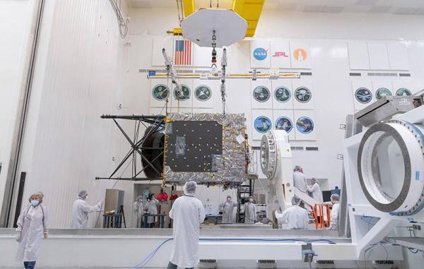 ناسا مونتاژ نهایی مدارگرد سیارک سایکی را آغاز کرد