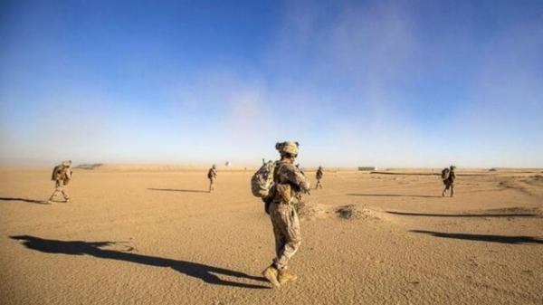 افشای پروژه جدید آمریکا در نوار مرزی عراق و سوریه