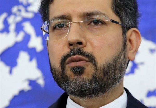 ایران گفتگوهای جامع با اتحادیه اروپا را به حالت تعلیق در می آورد