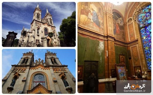 کلیسای جامع مادر مقدس؛ جاذبه تاریخی باتومی