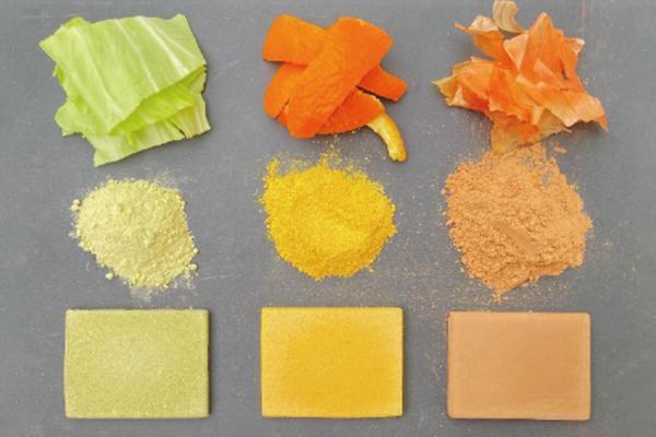 فراوری مصالح ساختمانی از ضایعات مواد غذایی