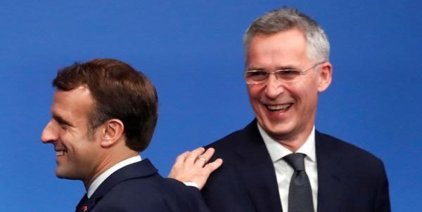 مقاومت ماکرون دربرابر افزایش سهم فرانسه در هزینه های ناتو