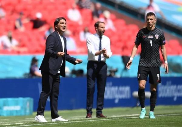 یورو 2020، دالیچ: بازی نسبتاً پایاپایی را مقابل انگلیس به نمایش گذاشتیم، تاوان یک اشتباه را دادیم