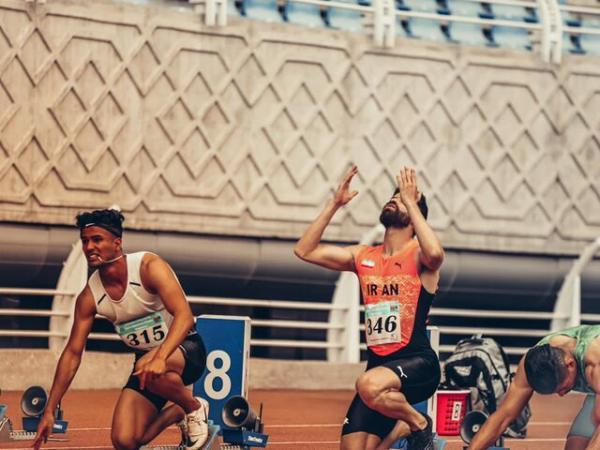 قهرمانی و نایب قهرمانی دونده های ایران در مسابقات بین المللی