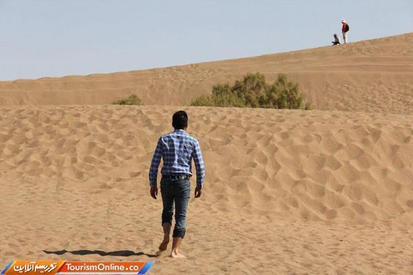 استقبال منابع طبیعی استان سمنان از طرح های گردشگری کویر