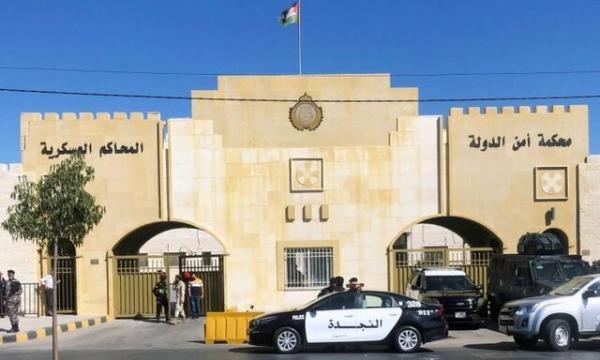 محاکمه متهمان پرونده کودتای اردن در جلسه ای غیرعلنی