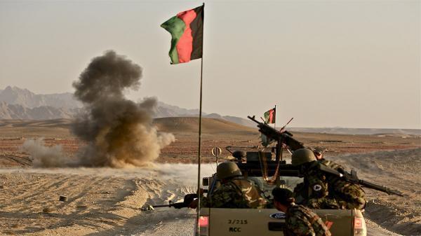 آخرین تحولات جنگ داخلی در افغانستان
