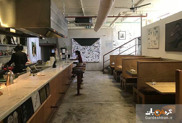 برترین کافه های هنری دبی کجاست؟