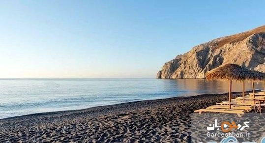 جزیره زیبای سانتورینی؛جزیره سفید یونان