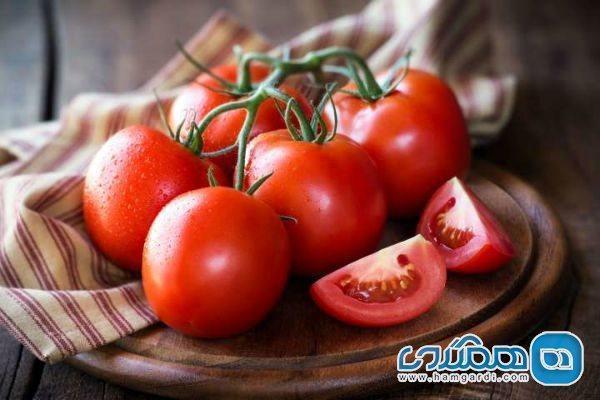 فایده بی نظیر گوجه فرنگی