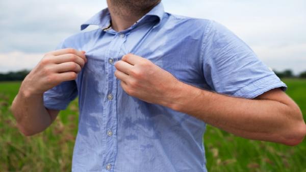 روش های کاربردی ضد تعریق در روز های گرم تابستان